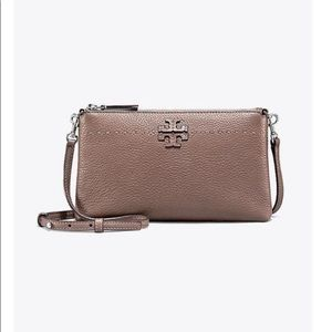 Tory Burch || McGraw Zip-Top Crossbody